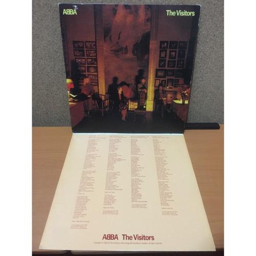abba - the visitors - vinilo us