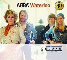 abba waterloo deluxe edition cd + dvd nuevo