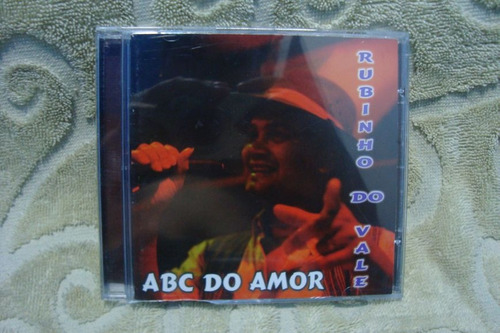 abc do amor - rubinho do vale - cd nacional
