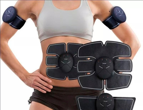 abdomen plano! músculos de revista smart pasiva gym 3en1 mnr