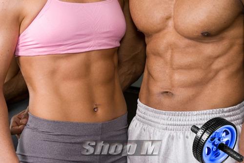 abdominal, fitness roda