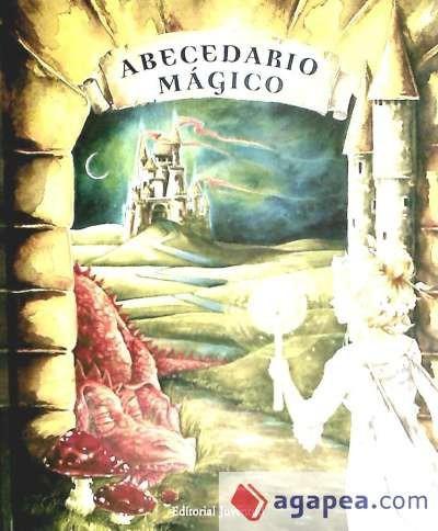 abecedario magico(libro )