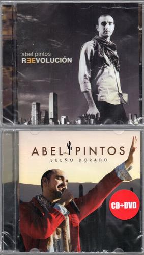 abel pintos discografia 11 cds + 2 dvd los chiquibum