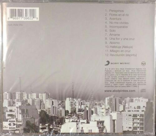 abel pintos reevolucion cd nuevo sellado