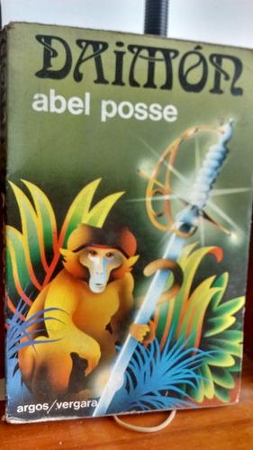 abel posse - daimon