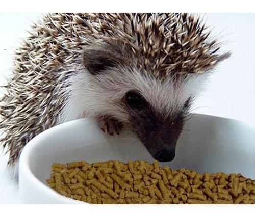 abene alimento erizos insectívoro hedgehog 2 bolsas 1 kg c/u