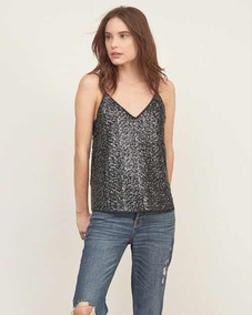 super especiales Productos online Abercrombie Mujer Blusas Fiesta