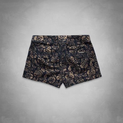 abercrombie short de mujer talla 2 (28-30)