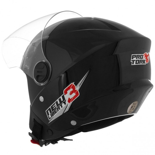 aberto moto capacete