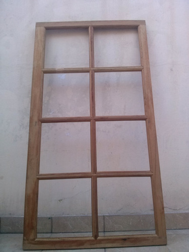 abertura ventana madera