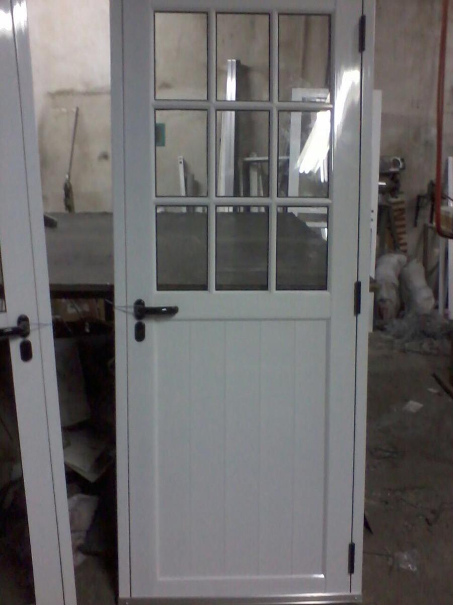 Aberturas A Medida En Aluminio - Puertas / Ventanas - $ 200,00 en ...