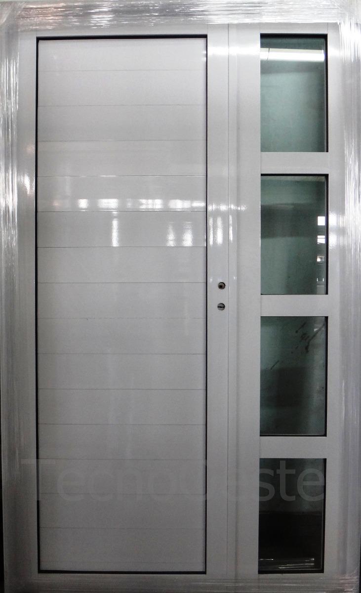 Puertas de exterior de aluminio top puerta puerta puerta - Puertas aluminio exterior ...