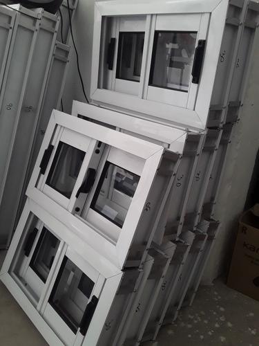 aberturas de aluminio línea herrero