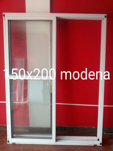 aberturas modena vidrios dvh, todos los modelos