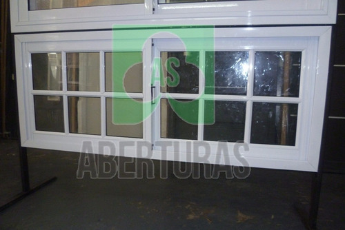 aberturas ventana aluminio