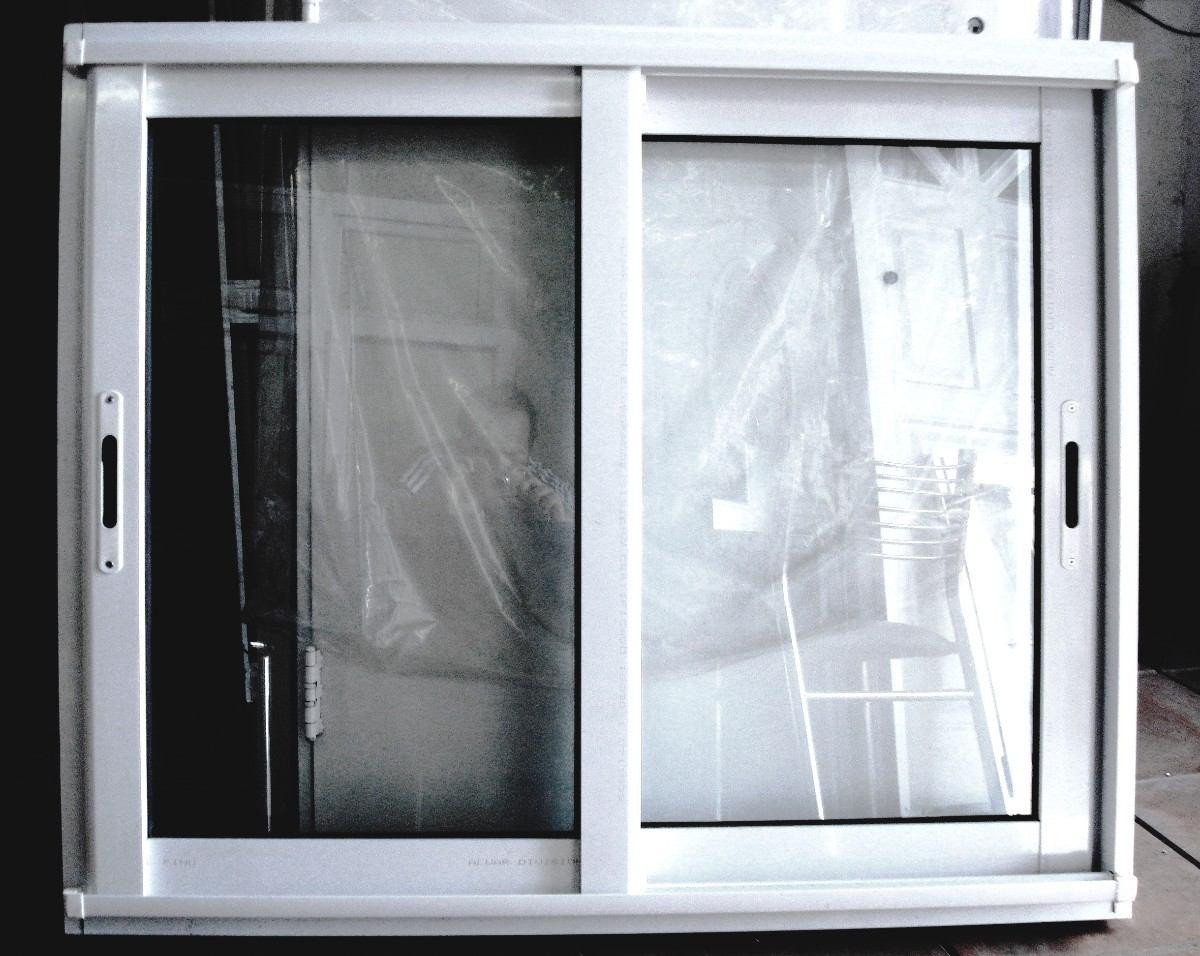 Marco ventana aluminio pasos finales with marco ventana for Ver precios de aberturas de aluminio