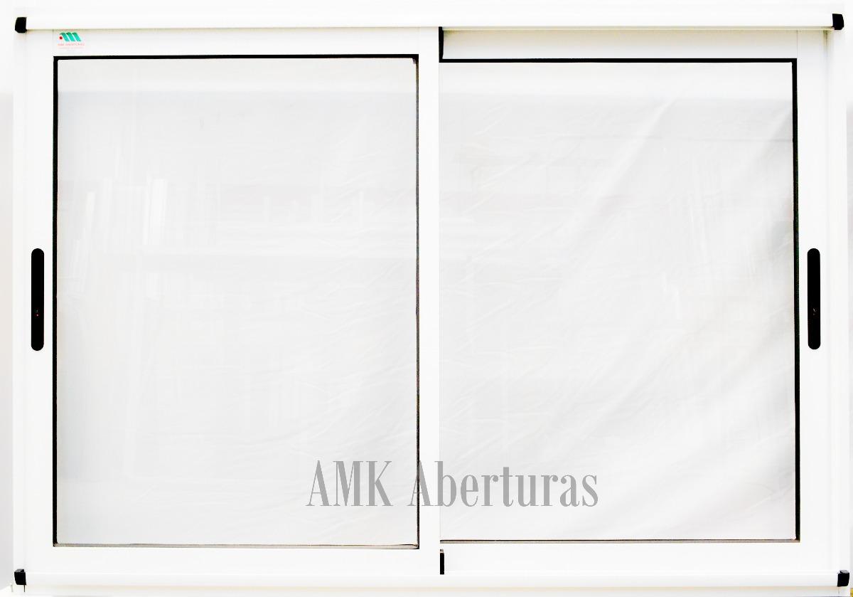 Aberturas Ventana Aluminio Modena Blanca Dvh 150x150 - $ 9.000,00 en ...