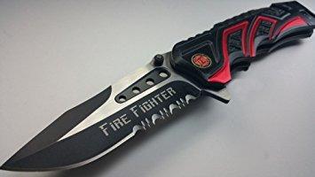 abierta conmutación bombero del rescate del cuchillo de bol