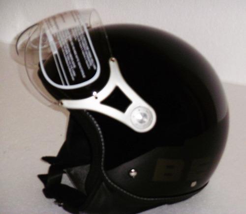 abierto beon casco moto