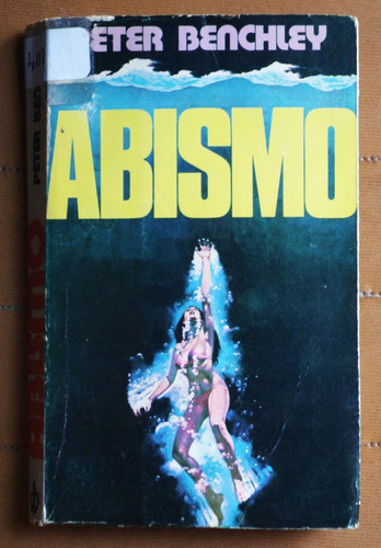 abismo / peter benchley (ed. pomaire)