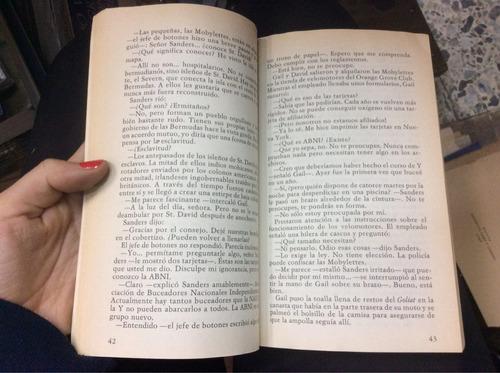 abismo. peter benchley. novela