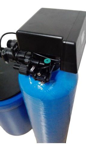 ablandadores de agua domiciliarios tepys volumétrico 3d.obis