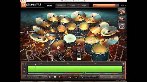 ableton live 10 + ez drummer 2 + todas las expansiones | pc