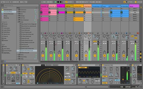 ableton live suite 10 + contenido extra + arturia - para pc