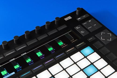 ableton push 2 controlador con live 10 suite - audiotecna