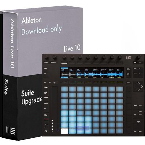 ableton push 2 incl. licencia live suite 10