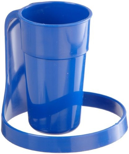ableware 745940025 192ml pediatrics halo cup