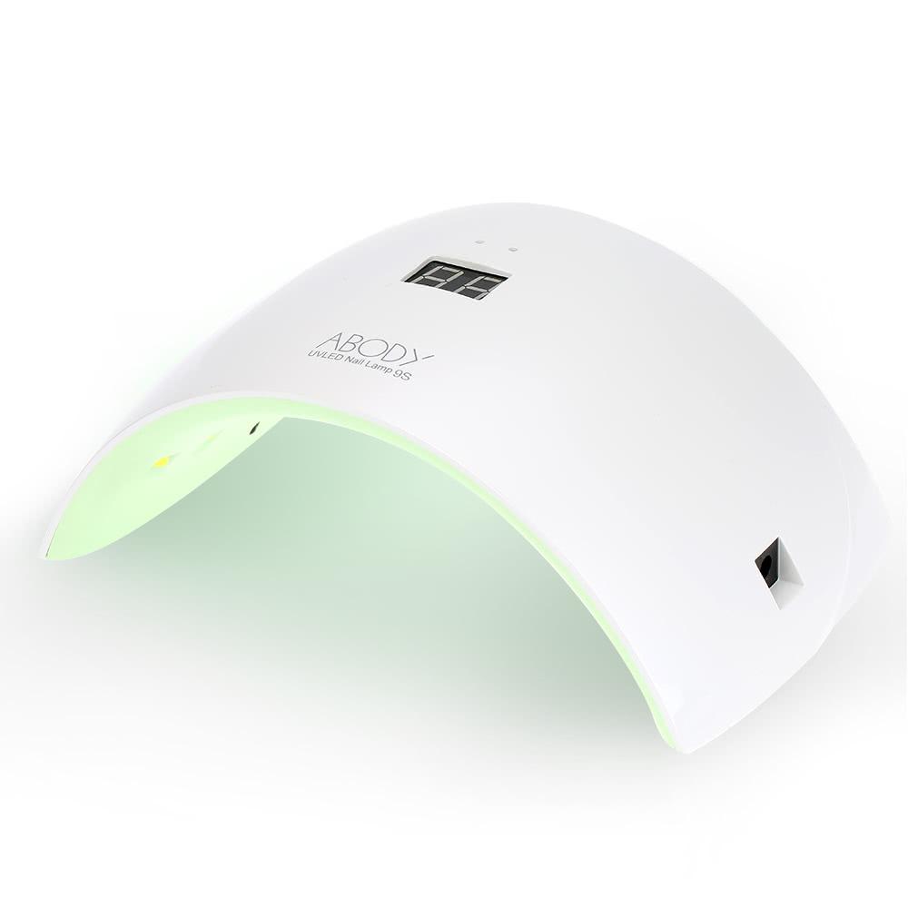 Led Uv Abody Uñas Lámpara Led Secador Verde De 24w Uk dxBeQorCW
