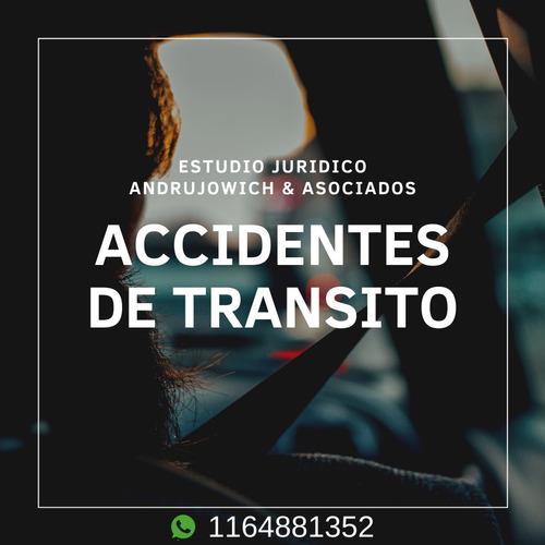 abogada accidentes de transito - art - despidos - familia -