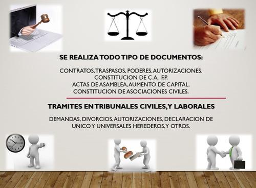abogada asesoramiento jurídico civil mercantil