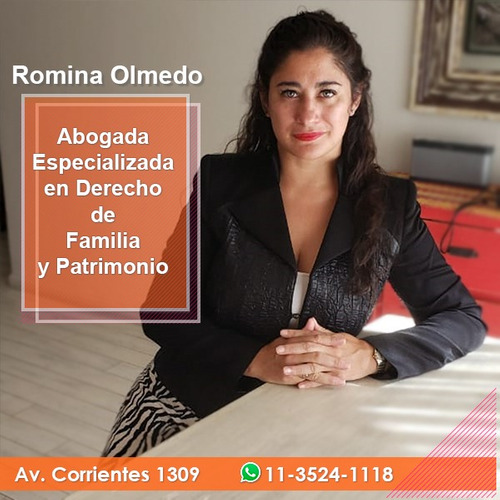 abogada romina olmedo - sesiones psicológicas virtuales