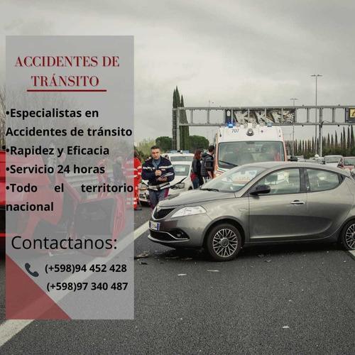 abogado accidente de tránsito, siniestros