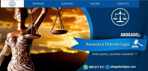 abogado, asesoria y defensa legal