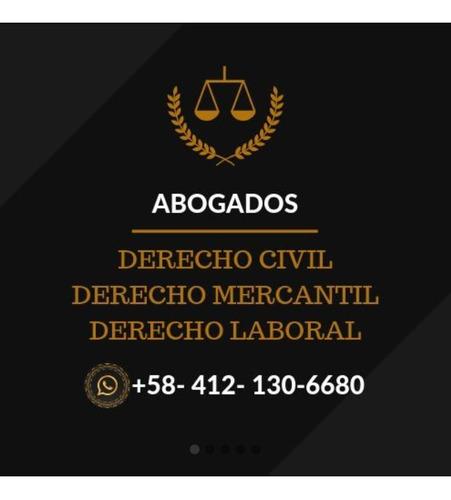 abogado civil, mercantil, laboral, sucesiones
