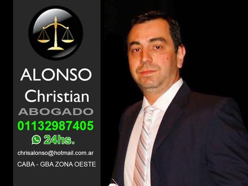 abogado, consulta legal, zona oeste, respuesta inmediata
