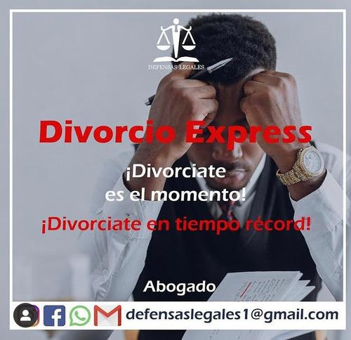 abogado divorcio express desalojo prescripción hipoteca rif
