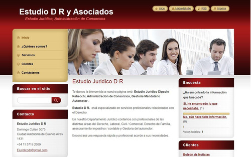 abogado, estudio jurídico, administrador de consorcios