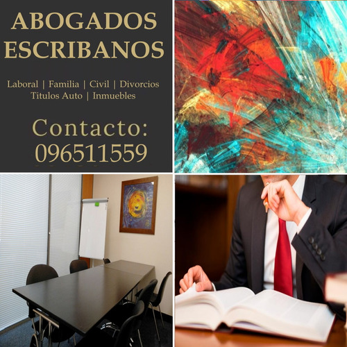 abogado laboral familia civil - estudio juridico notarial