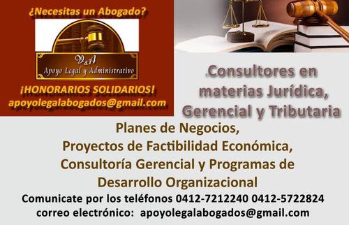 abogado laboral - outsourcing rrhh - incluye cálculo nócina