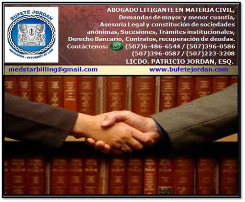 abogado litigante civil panamá