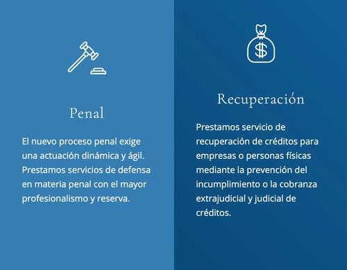 abogado (penal - civil - familia - laboral)