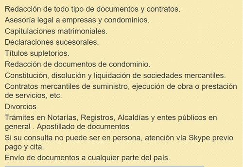 abogado, servicios legales, civil, mercantil, inmobiliaria