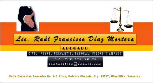 abogado veracruz