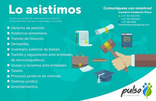 abogados - centro jurídico fundación pulso