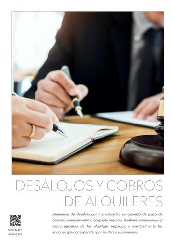 abogados - civil. penal. laboral. desalojos. familia