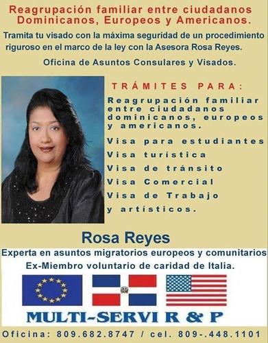 abogados, consultores, asesores expertos temas migratorios